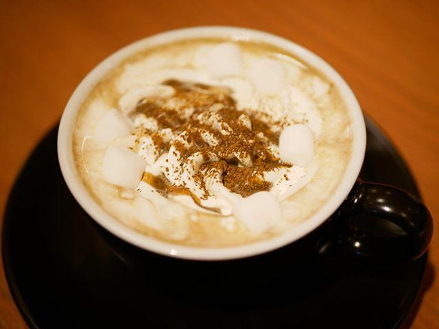【ほうじ茶チョコレートラテ】